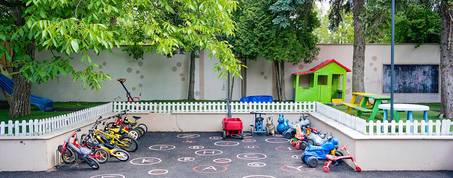 Kids' Kiosk Parents Area Header Photo